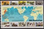 USA United States 1995 - VICTORY AT LAST 1945, Block MNH, As Per Scan - Blocks & Sheetlets