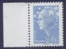 4476 - Marianne Beaujard 1.35 BDF (2010) Neuf** - France