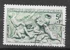 N° 859  FRANCE  - OBLITERE  - PRINTEMPS -  1949 - Usados