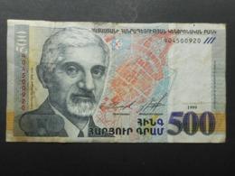 Armenia 500 Dram 1999 - Armenia