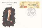 France, ATM Label,  Harry Potter On Postcard, 0.49€, 2007, MNH VF - 1999-2009 Illustrated Franking Labels