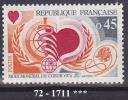 FRANCE N° 1711  NEUF ** - Nuovi