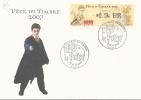 France, ATM Label,  Harry Potter On Cover 0.54€, 2007, MNH VF - 1999-2009 Illustrated Franking Labels