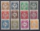 Böhmen Und Mähren Dienst Minr.1-12 Postfrisch - Lots & Kiloware (max. 999 Stück)