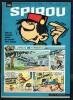 """SPIROU N° 1205 - Année 1961 - Couverture """"SPIROU"""" De FRANQUIN. - Spirou Magazine"""