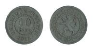N1775 - Belgique: Albert I: 10 Centimes 1916 - 1909-1934: Albert I