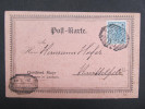 POSTKARTE Leoben Fa.Gottfried Mayr 1901 /// D*18037 - 1850-1918 Imperium