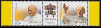 B0410 ANGOLA 2003, SG 1693-4, Pope John-Paul Ll  MNH - Angola