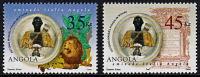 C0021 ANGOLA 2002, SG 1662-3 Italy Angola Friendship   MNH - Angola
