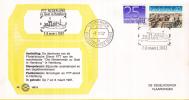 Nederland – Zegelkoerier Gelegenheidsstempels – PTT Nederland Zu Gast In Hamburg - 1987/5 - Poststempel