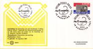 "Nederland – Zegelkoerier Gelegenheidsstempels – Toneelspel ""Lotting Etstoel Anloo"" - Assen - 1987/37 - Postal History"