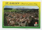SWITZERLAND - AK 245860 St. Gallen - Stadt Im Grünen Ring - SG St. Gallen