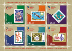 Russia, 2015, Russia, World Cup 2018, Cup History, Sheetlet - Blocks & Sheetlets & Panes