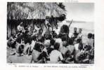 Iles Du Pacifique - Un Père Mariste Catéchise Les Jeunes Indigènes - Micronesië