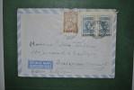 Grèce 1947 Enveloppe Timbrée Grèce Vers Belgique/Bonsecours - Grecia