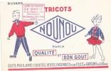 TRICOT NOUNOU (Tampon CHAUMONT) - Kids