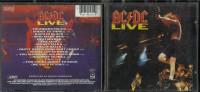 # CD - AC/DC - Live - Hard Rock & Metal