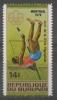 Burundi 1976 - Olimpiadi Di Montreal Olympic Games Salto In Lato Pole Vault MNH ** - Burundi