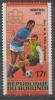 Burundi 1976 - Olimpiadi Di Montreal Olympic Games Calcio Football MNH ** - Burundi