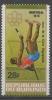 Burundi 1976 - Olimpiadi Di Montreal Olympic Games Salto In Alto Pole Vault MNH ** - Burundi