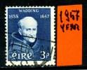 IRLANDA - EIRE - Year 1957 - Usato - Used . - 1949-... Repubblica D'Irlanda
