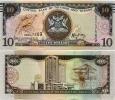 TRINIDAD & TOBAGO       10 Dollars       P-New      2006 (2014)     UNC [ Sign. Rambarran ] - Trinidad En Tobago
