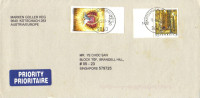 16B:Austria Stamp On Cover - 1945-.... 2nd Republic