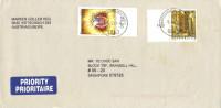16B:Austria Stamp On Cover - 2001-10 Briefe U. Dokumente