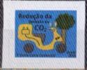 Brasil 2015 ** Autoadhesivo. Reduccion Emisiones De CO2. See Desc. - Brazil