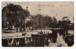 URUGUAY MONTEVIDEO ZOO Villa Dolores Vintage Original Ca1900 Postcard Cpa Ak (W4_1562) - Uruguay