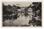 URUGUAY MONTEVIDEO ZOO Villa Dolores Photo Vintage Original Ca1900 Postcard Cpa Ak (W4_1564) - Uruguay
