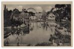 URUGUAY MONTEVIDEO ZOO Villa Dolores Photo Vintage Original Ca1900 Postcard Cpa Ak (W4_1565) - Uruguay