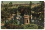 URUGUAY MONTEVIDEO ZOO Villa Dolores  Vintage Original Ca1900 Postcard Cpa Ak (W4_1567) - Uruguay