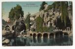 URUGUAY MONTEVIDEO ZOO Villa Dolores  Vintage Original Ca1900 Postcard Cpa Ak (W4_1568) - Uruguay