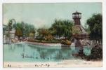 URUGUAY MONTEVIDEO ZOO Villa Dolores  Vintage Original Ca1900 Postcard Cpa Ak (W4_1569) - Uruguay