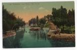 URUGUAY MONTEVIDEO ZOO Villa Dolores  Vintage Original Ca1900 Postcard Cpa Ak (W4_1570) - Uruguay