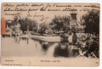 URUGUAY MONTEVIDEO ZOO Villa Dolores  Vintage Original Ca1900 Postcard Cpa Ak (W4_1571) - Uruguay