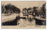 URUGUAY MONTEVIDEO ZOO Foto RPPC Photo Villa Dolores  Vintage Original Ca1900 Postcard Cpa Ak (W4_1572) - Uruguay