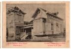 URUGUAY MONTEVIDEO ZOO  Villa Dolores USA Secretary Root Hommage  Vintage Original Ca1900 Postcard Cpa Ak (W4_1577) - Uruguay