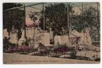 URUGUAY MONTEVIDEO ZOO  Villa Dolores  Animal Cementery  Vintage Original Ca1900 Postcard Cpa Ak (W4_1578) - Uruguay