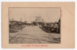 URUGUAY MONTEVIDEO ZOO  Villa Dolores Imp. El Siglo Vintage Original Ca1900 Postcard Cpa Ak (W4_1582) - Uruguay