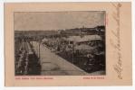URUGUAY MONTEVIDEO ZOO  Villa Dolores Imp. El Siglo Vintage Original Ca1900 Postcard Cpa Ak (W4_1583) - Uruguay