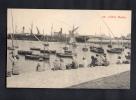 TARJETA POSTAL España CADIZ MUELLES FISHING BOATS Original Ca1900 Postcard Cpa Ak (W4_1604) - Cádiz