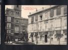 TARJETA POSTAL España CADIZ  PLAZA LORETO HOTEL FRANCIA Original Ca1900 Postcard Cpa Ak (W4_1610) - Cádiz