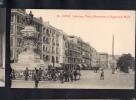 TARJETA POSTAL España CADIZ  CALLE ISAAC PERAL  Original Ca1900 Postcard Cpa Ak (W4_1611) - Cádiz