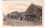 Callenelle - Scierie G. Bourdon-Hannesse - Pont De Wiers - édit. Soudan  + Verso - Belgium