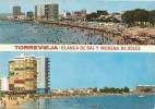 D691 - POSTAL - TORREVIEJA - DIVERSOS ASPECTOS - Alicante
