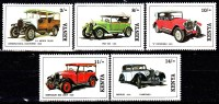 Kenya 543 / 47 Automobiles Anciennes - Voitures