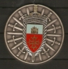 FRANCE  -   Médaille Commémorative De L' Ecole Militaire D'Administration De Montpellier. Années 80. - Frankreich