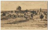 Jerusalem The Temple Platforme   P. Used Jerusalem Stamp 1931 - Palestine
